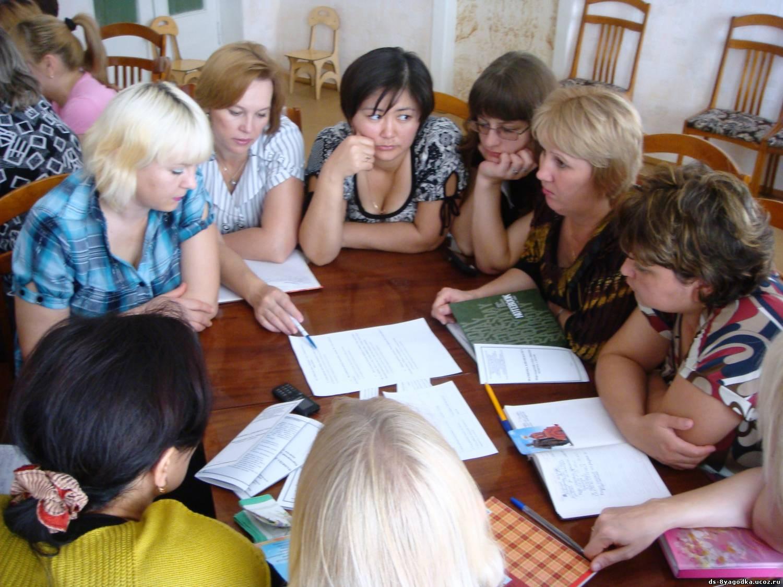 Тренинг знакомство с педколлективом