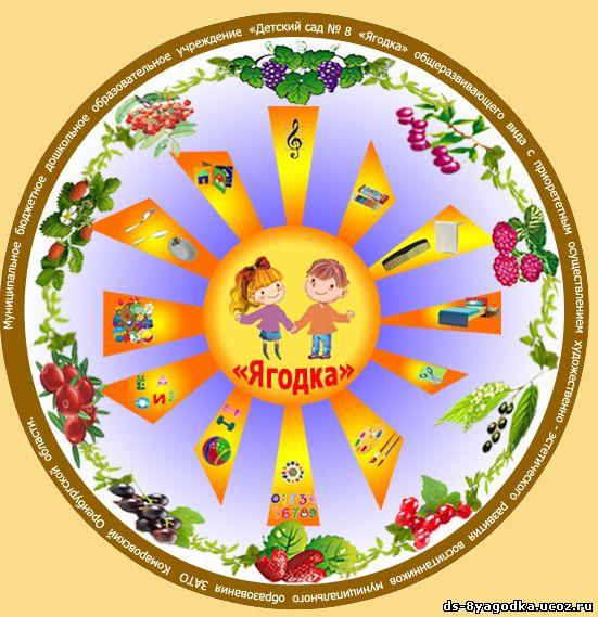 герб группы в детском саду